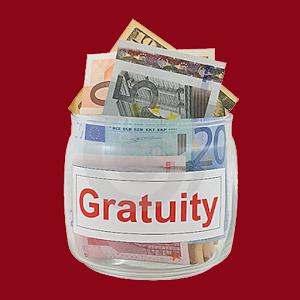 Image result for GRATUITY