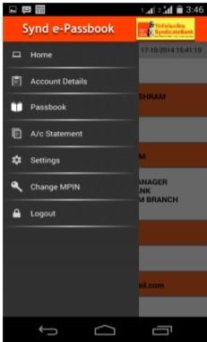 Synd-e-passbook-install