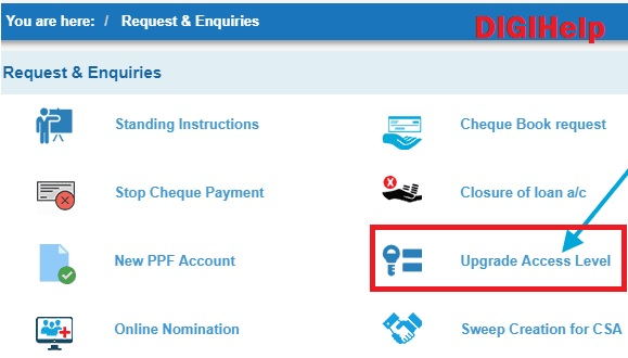 SBI-No Accounts Available for the User-1