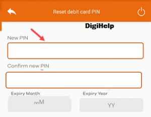 Reset Syndicate Bank ATM PIN Via Mobile Banking