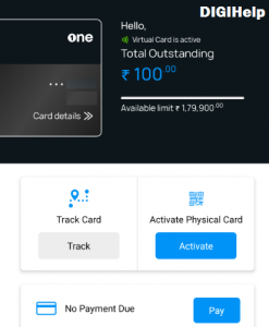 OneCard Review