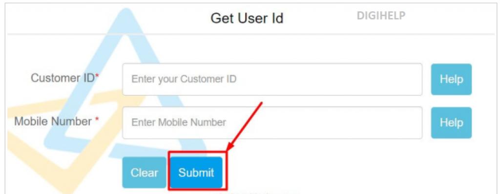 unlock canara bank user id