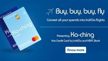 HDFC Bank Indigo Ka-Ching 6E Rewards Credit Card Reviews