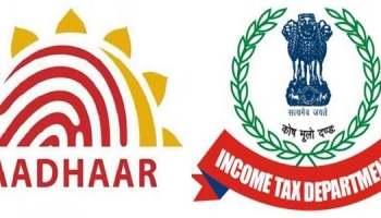 Aadhaar Mandatory for Filling Income Tax Return (ITR)