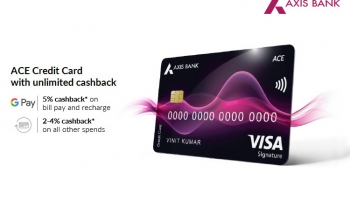 Google Pay Axis Bank ACE Credit Card Review