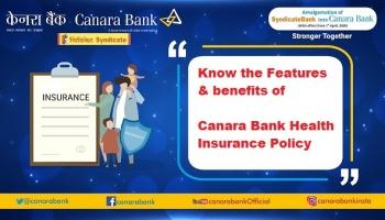 Apply Canara Bank Health Insurance Policy With Bajaj Allianz