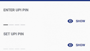 How To Reset Canara Bank BHIM UPI PIN ?