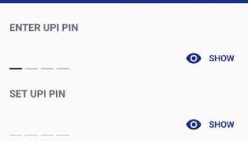 How To Reset Canara Bank BHIM UPI PIN ?