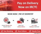 How To Take Home Delivery of  Booked IRCTC Ticket ?