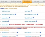 Does IRCTC Accept Any Bank's Credit and Debit Cards For Ticket Booking?