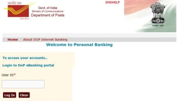 How To Activate India Post Internet Banking ?
