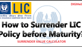 LIC Surrender Value Calculator – Know the Loan Eligibility ?