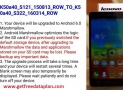 Android Marshmallow Updates for Lenovo K3 Note Rolled Out