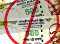 Indian Government Banned Rs 500 and Rs 1000 Currency Notes