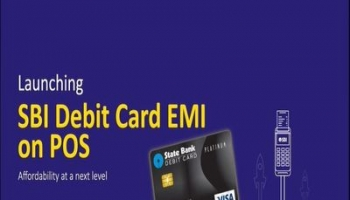 How to apply EMI on SBI Debit Card for online purchases ?