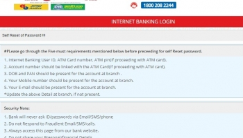 [Fixed]- Union Bank of India, UBI Internet Banking Not Working