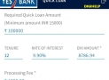 Yes Bank Credit Card Loan at 9.9%* PA -Cheapest Interest Rate