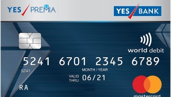Yes Premia Credit Card Review, EMI Eligibility