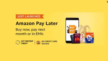 How to Register for 'Amazon Pay Later' Loan Facility ?