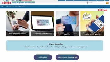 How to Get Free Instant ePAN Card Online?