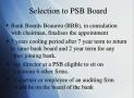 Opinion – Bank Board Bureau For PSB – Good or Bad Initiative