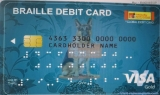 Syndicate Bank Launches Braille Debit Card for Blinds