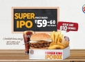 Burger King India IPO Reviews