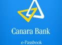 Canara e-Passbook Registration, How To Guide ?