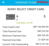 Canara Bank Credit Card EMI, Interest Rate & Eligibility