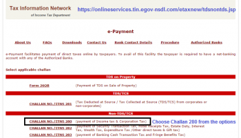 How to Pay Income Tax Challan Online Easily ?