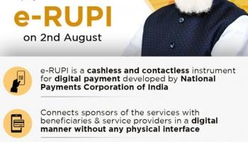 How Does e-RUPI Digital Payment System Work ?