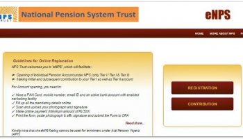 How To Open eNPS Account Online ?