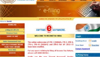 How To File Income Tax e-Filing Returns Online in Simple Steps ?