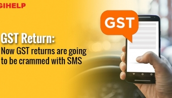 How To File Nil GST Return Using SMS ?