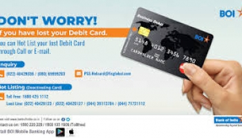 Lost Debit Card, How to Claim Under Zero Liability Policy  ?