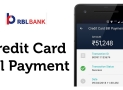 How To Pay RBL Bank Credit Card Bill through UPI of any Banks ?