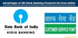 How Does SBI Kiosk Banking Work ?