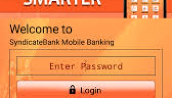 How To Block Syndicate Bank Mobile Banking Through SMS ?