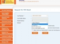 Create Credit Card Green PIN of Syndicate Bank Online ?