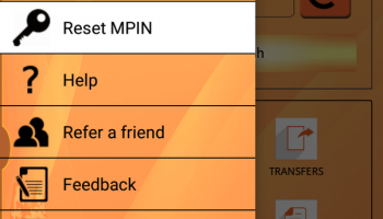How To Reset/Change SyndicateBank Mobile Banking Green mPIN ?
