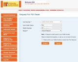 How To Reset Syndicate Bank Credit Card PIN Online ?