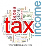 How To Calculate Tax on Share & Stocks Income ?