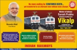 How To Use IRCTC Vikalp Scheme To Confirm Waiting Tickets ?